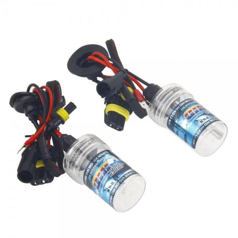 H7 35W 6000K HID Xenon Car Lights Bulbs (Pair)