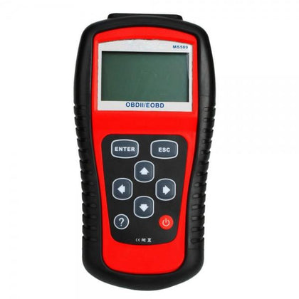 New OBD2 II EOBD Car Diagnostic Code Reader Live Data