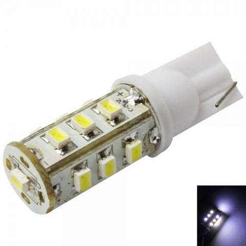 T10 1206 13 LED Car Light Bulbs White