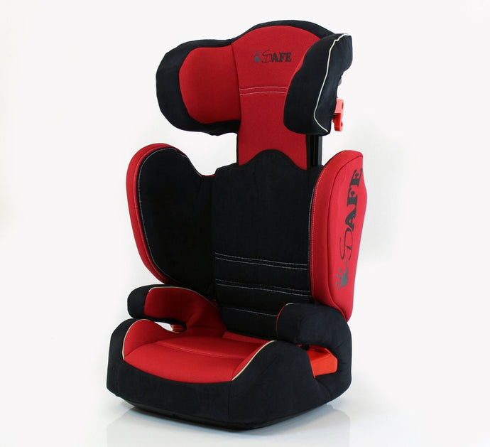 iSafe Car Seat Group 2-3 Red (ISOFIX)