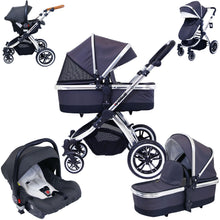 3in1-Pram-Travel-System-iVogue-Silver-Shadow.