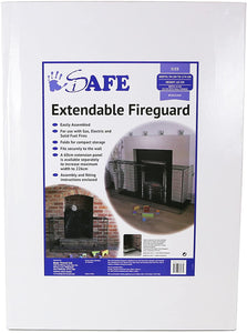 Safetots Multi Panel Fire Surround fireguard