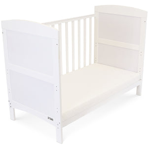 Argos Cot Bed Baby Furniture White