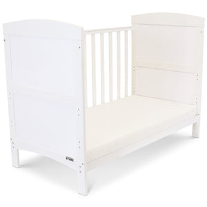 Cosatto Baby Cot Bed White