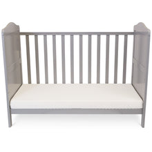 Silver Cross Cot Bed Grey
