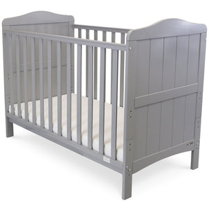 Beautiful Grey Baby Bed