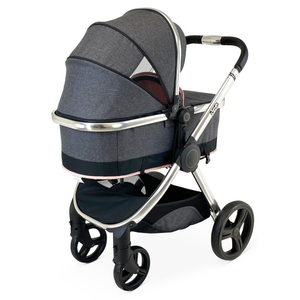 MiO All In One 3 in 1 Pram System (Cookie)