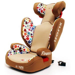 iSafe Car Seat Group 2-3 Flowers (ISOFIX)