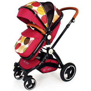 2 in 1 iSafe Pram System - C&M (Limited Edition) + Carseat