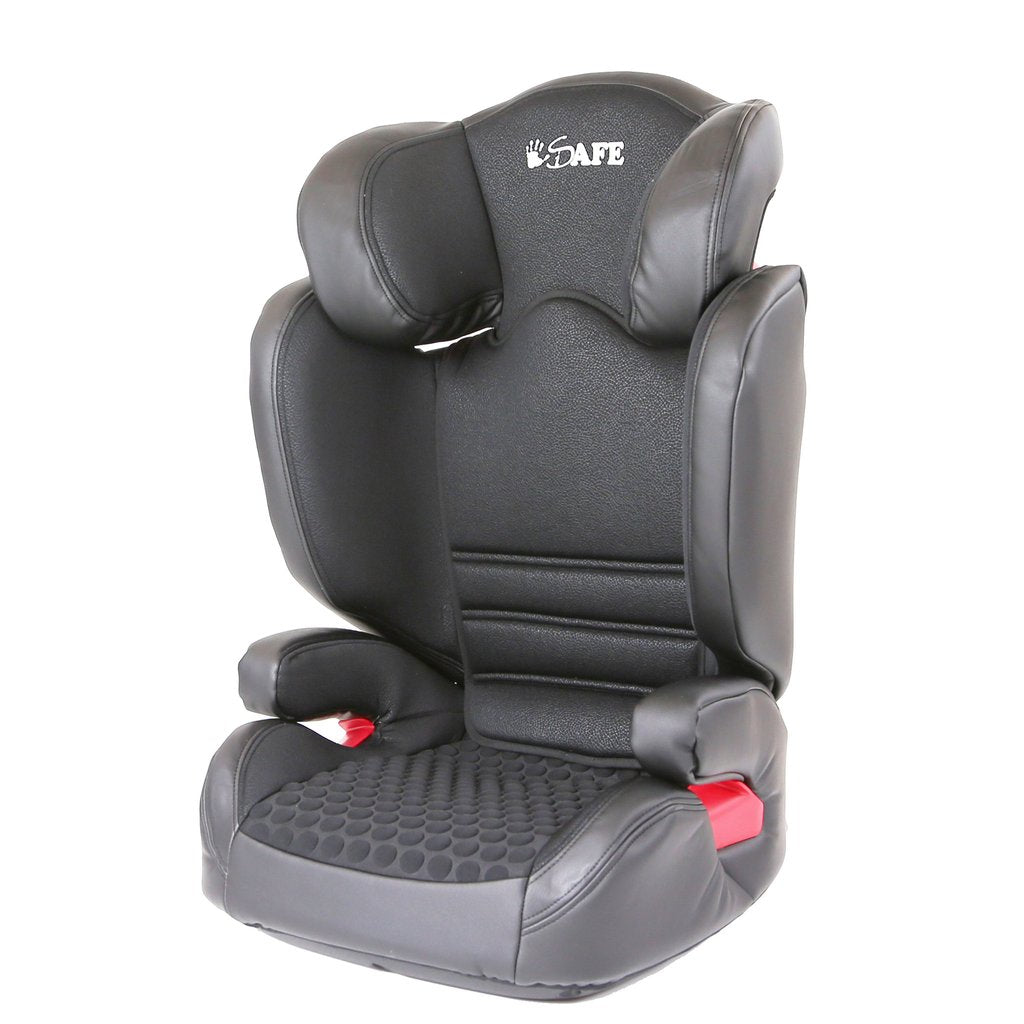 iSafe Car Seat Group 2-3 Raven Black (ISOFIX)