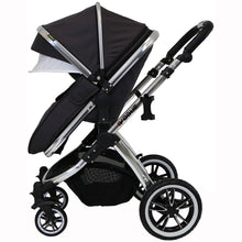 3 in 1 iVogue Pram System - Limited Edition Silver Shadow (With Carseat)