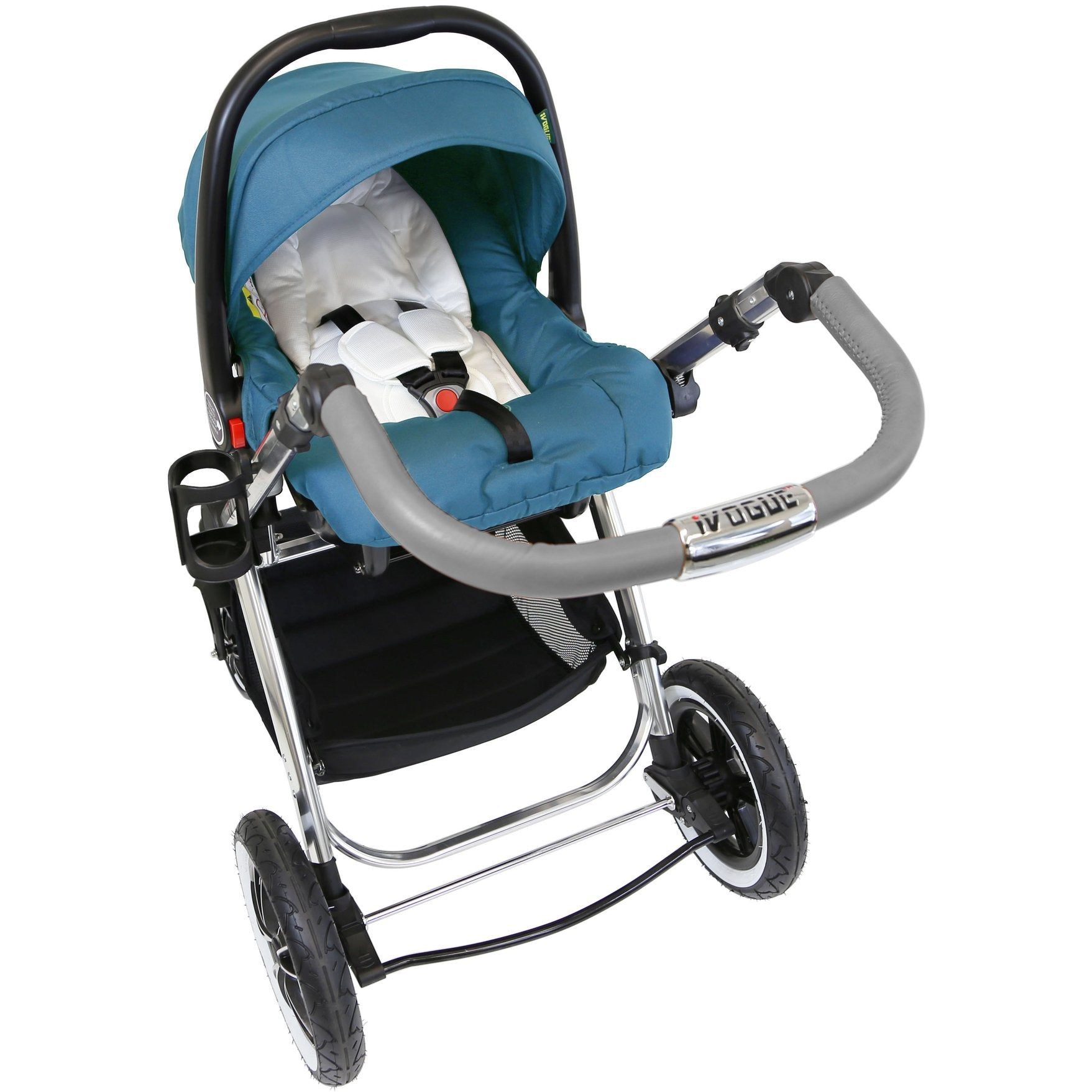 iVogue Car Seat Group 0+ (Teal)