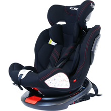360° All Stages Rotating Baby CarSeat - Black