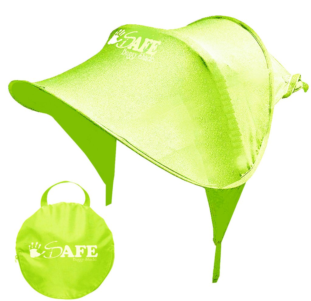 i-Safe Buggy Shade - Lime