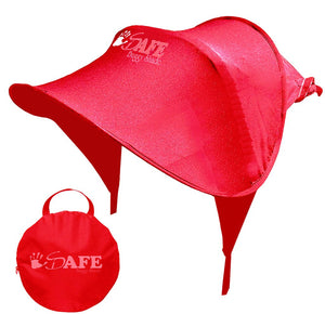 i-Safe Buggy Shade - Red