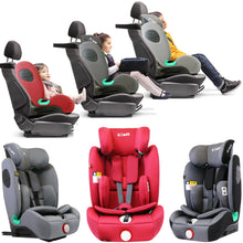 iSafe iSiZE Isofix Baby Car Seat Group 1/2/3 (Grey) ECE R129/03 (Space Saver)