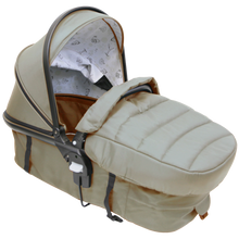 iSafe Marvel 2in1 Pram System And Car Seat - SandStone