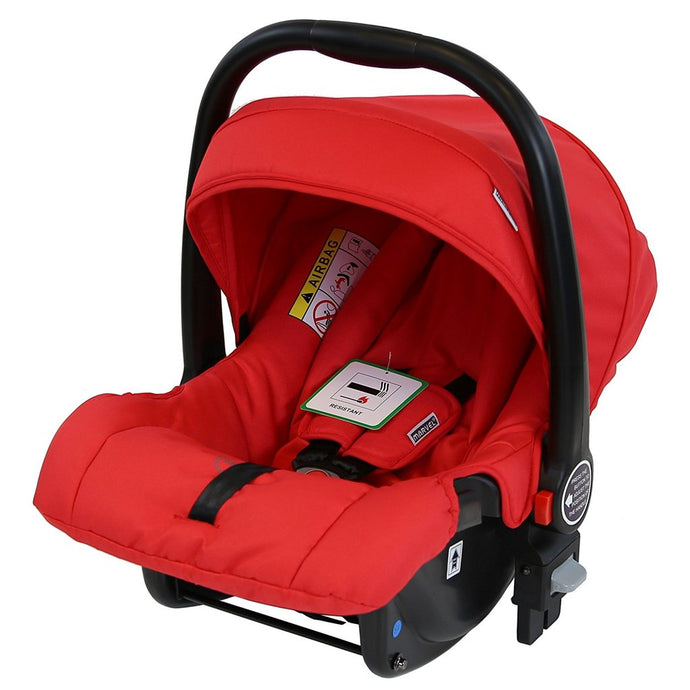 Marvel 0+ Car Seat - Red Pearl