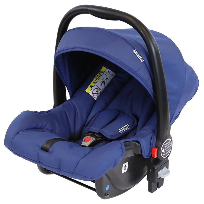 Marvel 0+ Car Seat - Navy Pearl