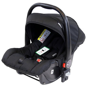 Marvel 0+ Car Seat - Black Pearl