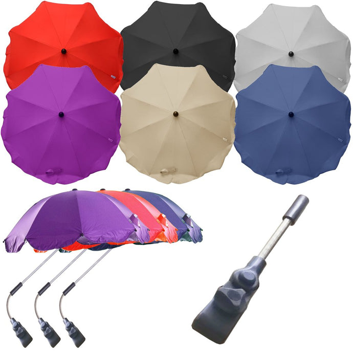 iSafe Universal Stroller And Prams Parasol Umbrella