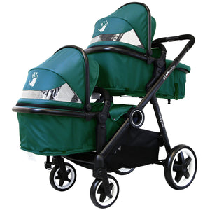 iSafe Tandem - Teal And Options