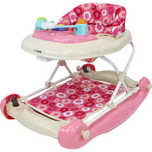 2 in 1 Walk & Rock Walker Rocker (Pretty Pink)