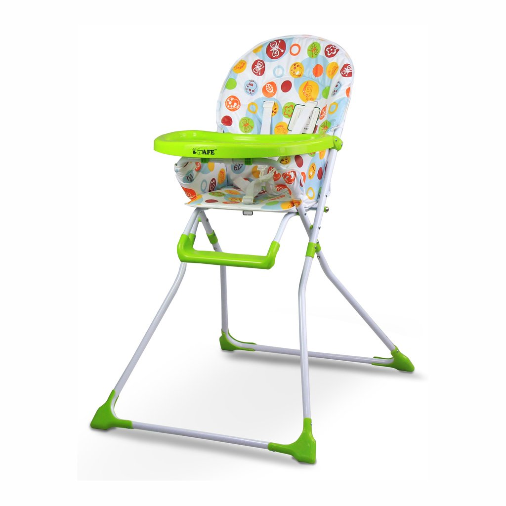 iSafe YummyLuv Highchair - Nature