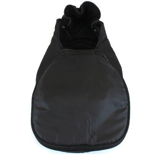 Car seat Footmuff - Black
