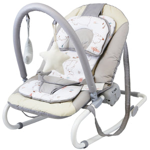 Baby Bouncer Rocker Feeding Relaxing Chair - Baby Bear