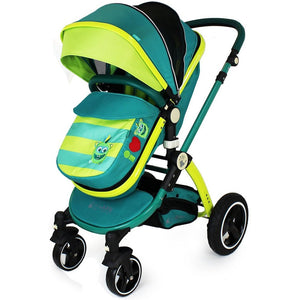 2 in 1 iSafe Pram System - LiL Friend (Limited Edition)