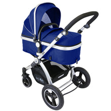 iSafe Pram System 3 in 1 Travel System Navy