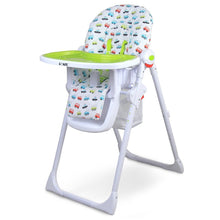 iSafe Mama Highchair - Vrooom