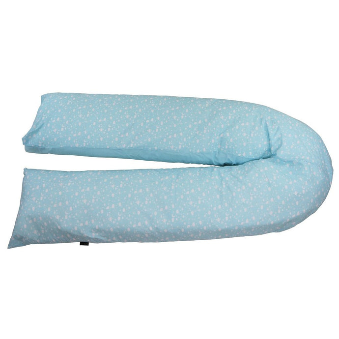 iSafe Large Pillow cover - Blue Moon