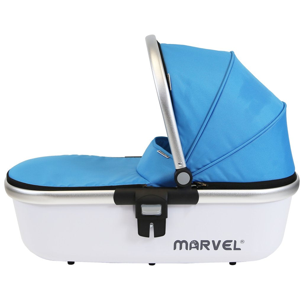 Marvel Carrycot - Ocean Pearl