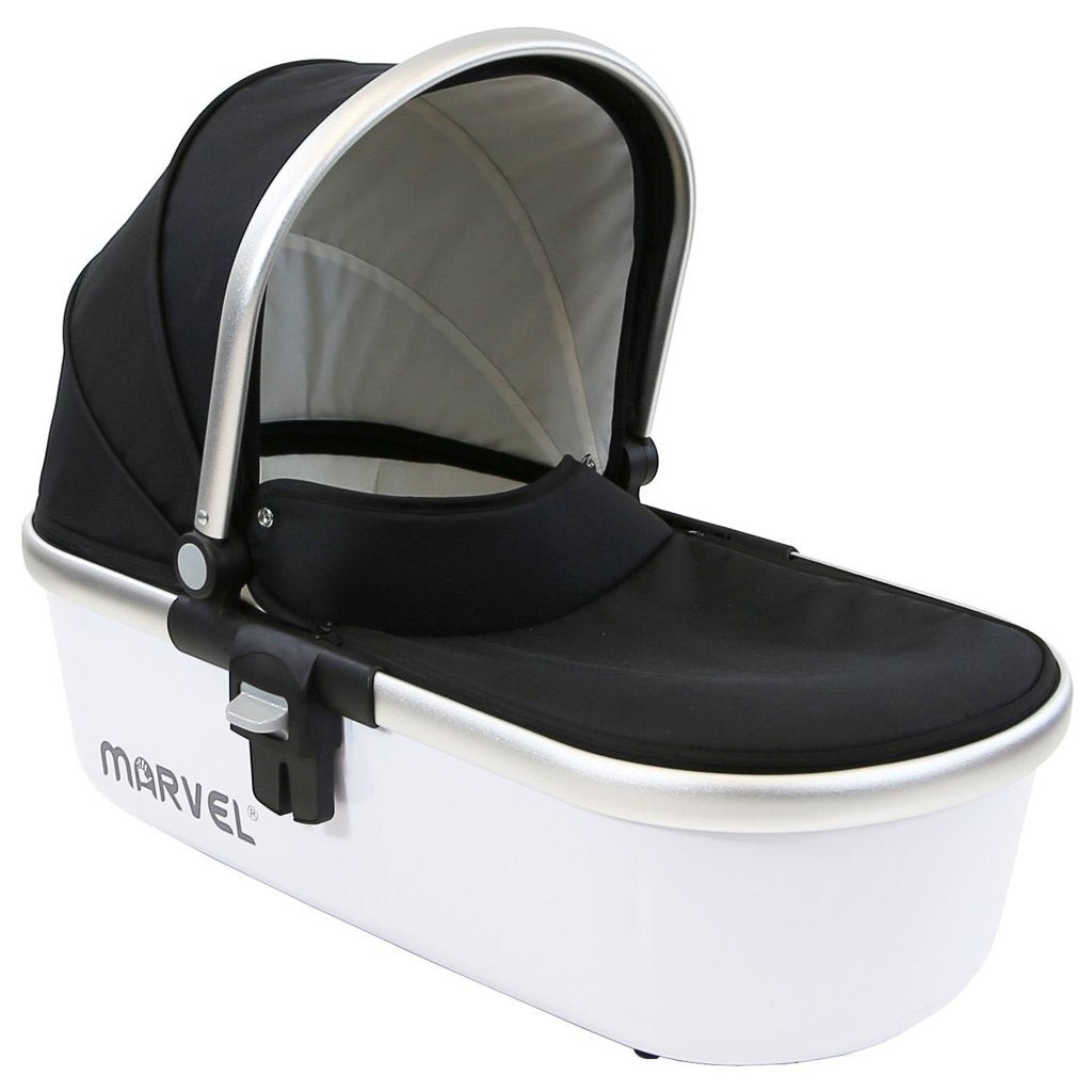 Marvel Carrycot - Black Pearl