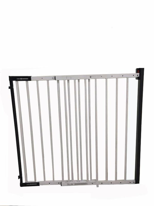 Wall Fix Baby Stair Gate For Landing And Stairs Wide Opening Baby Safety Gate, Pet Gate Stair Gate