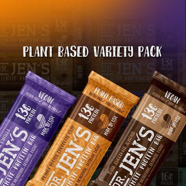 Plant Based Variety Pack
