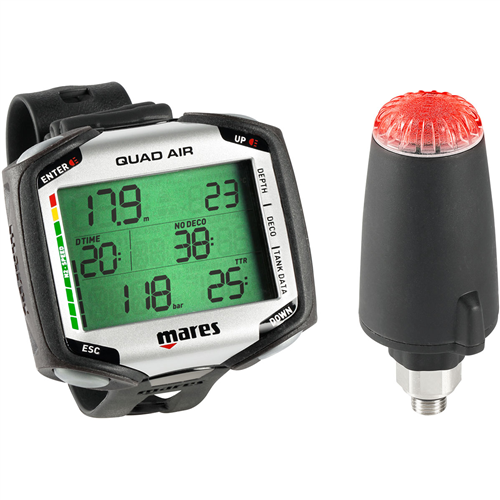 Mares QUAD AIR WITH LED TRANSMITTER