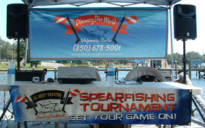Destin Spearfishing Tournament Entry