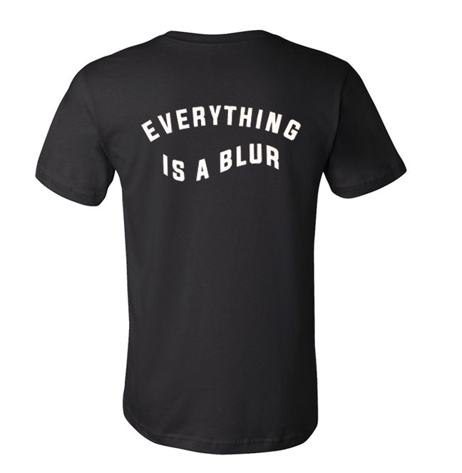 everything is a blur tee
