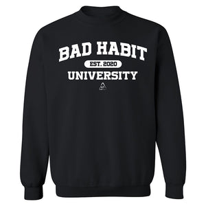 Bryce Xavier Bad Habit crewneck sweatshirt