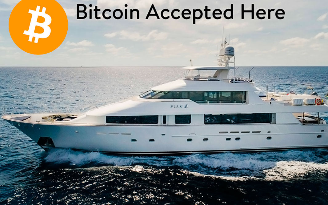 Why Use Bitcoin for Yacht Buying?