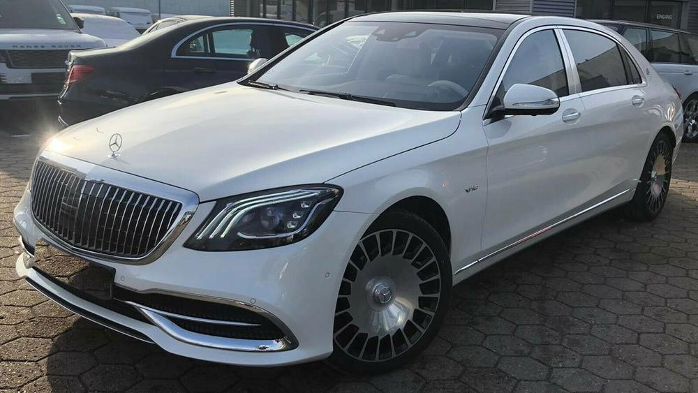 Buy Maybach with Bitcoin on BitCars