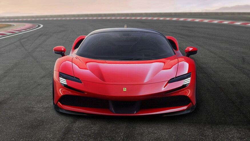 the SF90 Stradale.