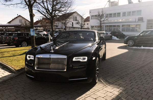 Buy Rolls Royce with Bitcoin