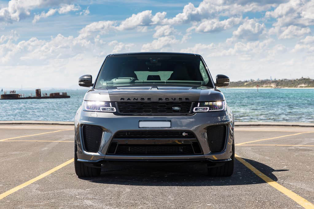 Buy Range Rover on BitCars