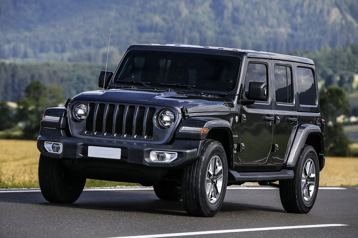 Buy jeep with Crypto on BitCars