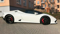 BitCars | Buy Lamborghini Huracan LP 610-4 White  with Bitcoin & crypto
