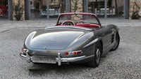 BitCars | Buy Mercedes-Benz 300 SL Roadster-1960 with Bitcoin & crypto